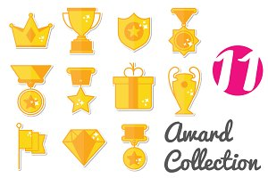 Award collection