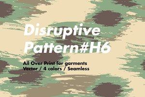 Disruptive Pattern #H6 Desert Camo