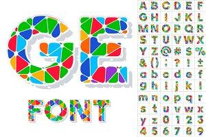 Festive Carnival Font