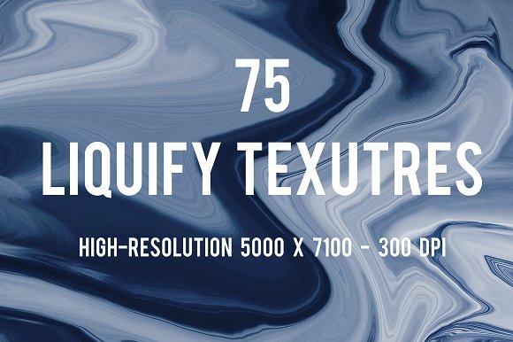 Liquify Textures