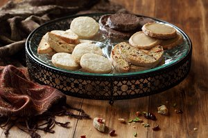 Assorted Cookies and Biscuits