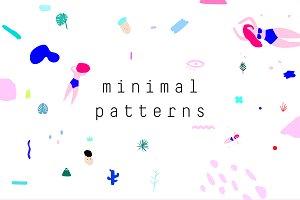 minimal patterns