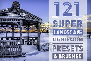 Super Landscape Lightroom Presets