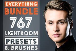 Everything Bundle Lightroom Presets