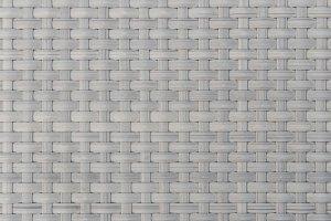 texture of plastic rattan weaving