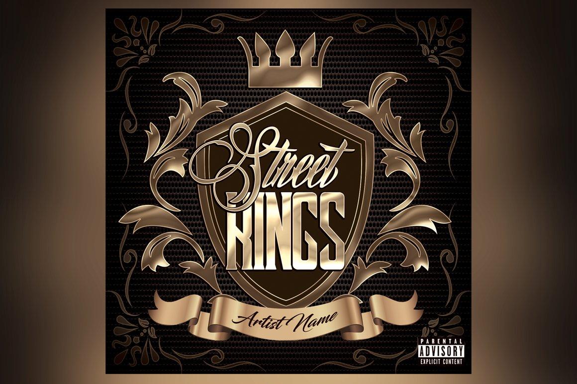 Mixtape Cover Art - Hiphop Cover ~ Templates ~ Creative Market