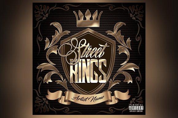 Vintage | CD Cover | Hip Hop