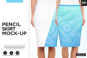 Pencil Skirt Mock-up
