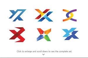 6 Best of Letter X Logos