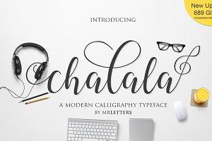 NEW Chalala Script