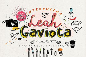 Leah Gaviota Script