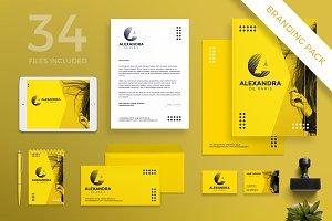 Branding Pack | Hair Accessories