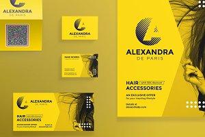 Print Pack | Hair Accessories