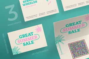 Business Cards | Great Summer Sale