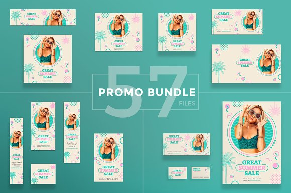 Promo Bundle | Great Summer Sale