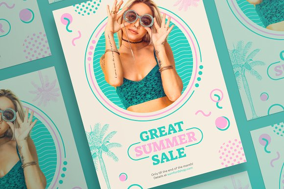 Posters Great Summer Sale