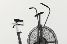 Air bike trainer by  in Appliances
