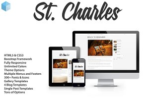 St. Charles Wordpress Theme