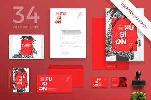Branding Pack | Fusion