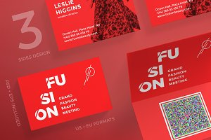 Business Cards | Fusion