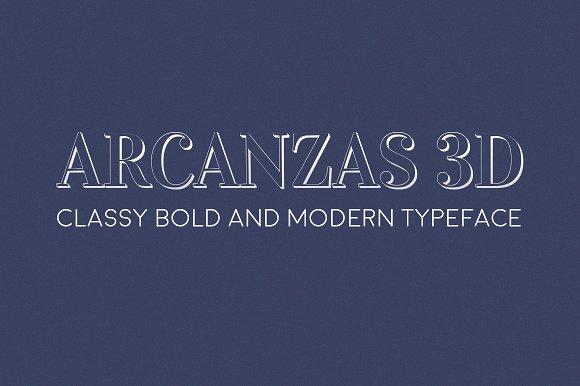 Arcanzas 3D