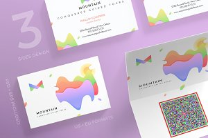 Business Cards | Mountain Tours