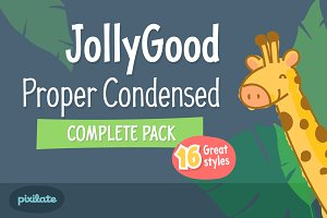 JollyGood Proper Condensed- Complete