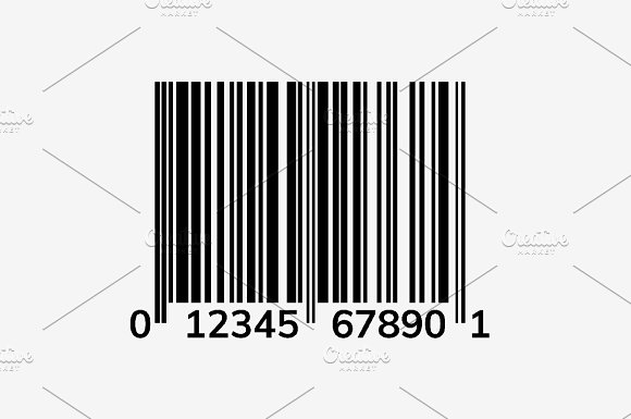 Bar Code Illustrations