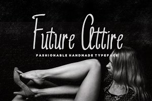 Future Attire Typeface