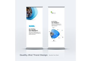 Abstract annual report, business vector template. Brochure design, cover