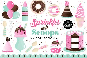 Sprinkles & Scoops Collection