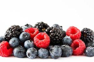 Healthy berries