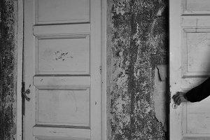 Doll Hand Door