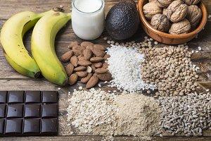 Ingredients for magnesium