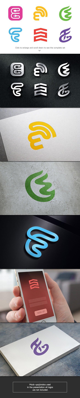 6 Best Of Letter E Logos