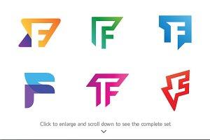 6 Best of Letter F Logos