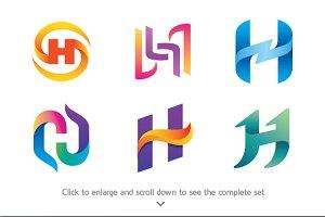 6 Best of Letter H Logos