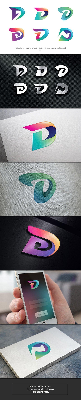 6 Best Of Letter D Logos
