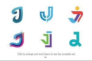 6 Best of Letter J Logos