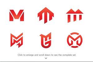 6 Best of Letter M Logos