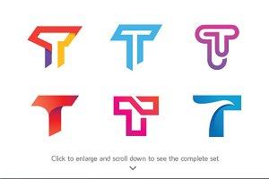 6 Best of Letter T Logos