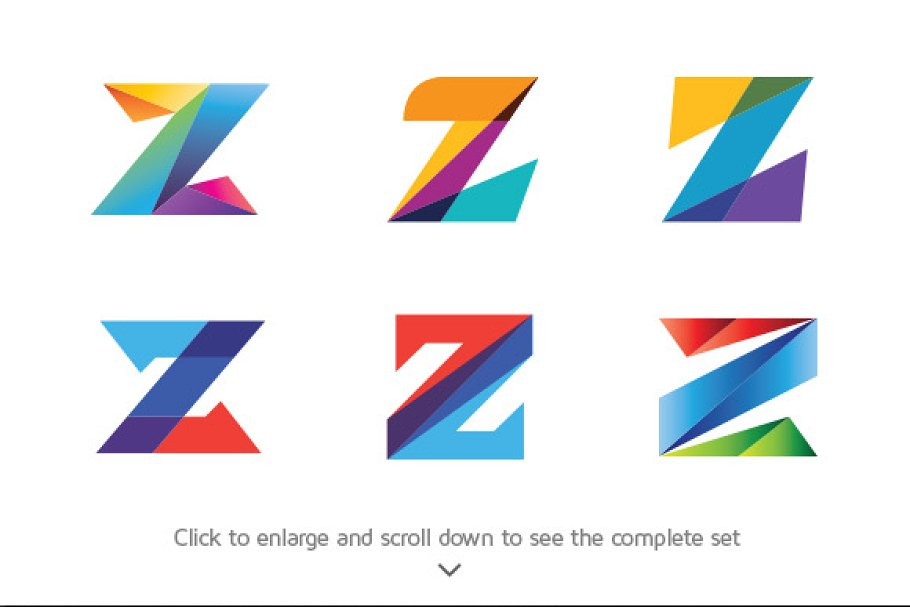 Letter Z Pictures.6 Best Of Letter Z Logos Logo Templates Creative Market