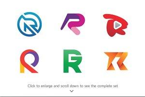 6 Best of Letter R Logos