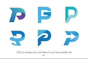 6 Best of Letter P Logos