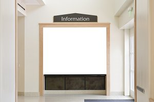 Information window