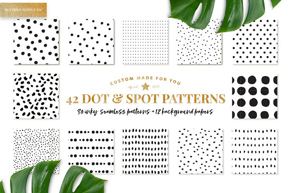 Dot Spot Patterns