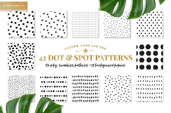 Dot Spot Patterns