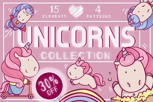 UNICORNS COLLECTION VOL.1