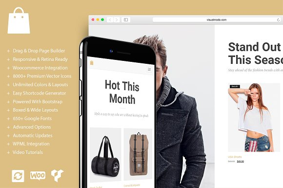 Seller ECommerce WordPress Theme