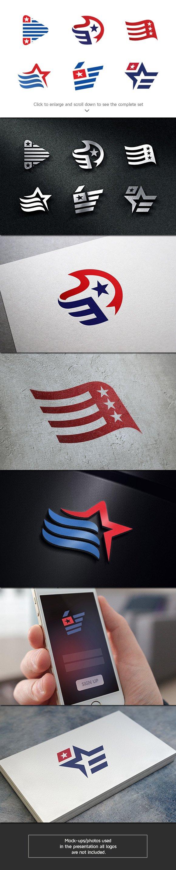 6 Politics Logo Bundle